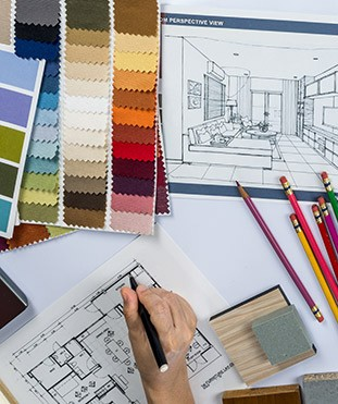 Studio Incubator – Courses for Interior Designer page